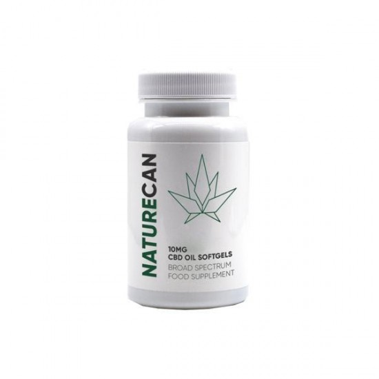 Naturecan 300mg CBD Softgel Capsules | CBD Meadows