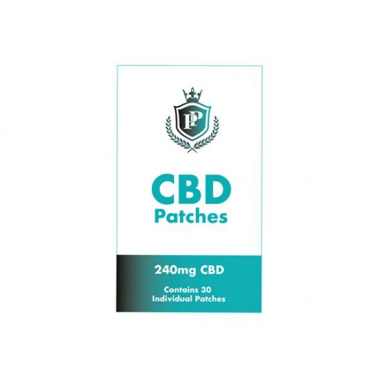Perfect Patches 240mg CBD Patches | CBD Meadows